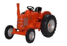 Oxford Diecast Field Marshall Tractor Orange 76FMT002