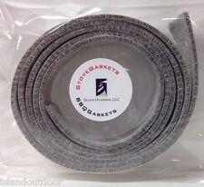 5' LavaLock® WSM Door Seal, Self Stick. Fits Weber Smokey Mountain 18.5 22.5