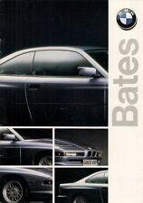 BMW Dealer Bates Of Maldon 1991 UK Market Sales Brochure