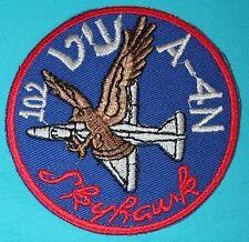 """ISRAEL IDF - IAF 102 """"Skyhawk"""" A-4N Patch #0121"""