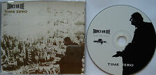DANCE OR DIE   __  TIME ZERO  __  4 Track CD  __  MACHINERY  RECORDS