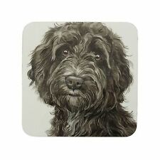 Waggy Dogz Cockapoo Dog Puppy Made In Uk Present Gift Quality Coaster
