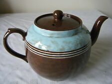 Tea Pots British Unmarked Pottery Pieces