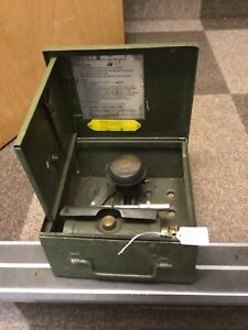 British Army No2 Mk2 Modified Cooker