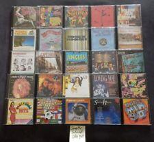 Musik-CD-Sammlung Nr.12 - 177 CD's - Sampler und Interpreten - sehr gut