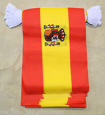 Spanish 30 Flags 9 Metres Long String Flag Banner String Bunting Spain Party
