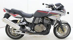 2002 KAWASAKI ZRX 1200 S DAMAGED SPARES OR REPAIR ***NO RESERVE*** (26377)