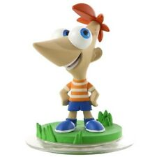 Phineas Disney Infinity 1.0 Phineas & Ferb Game Character Piece Figure