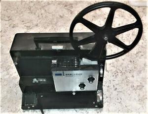 Vintage Sears Easi-Load Super 8mm projector Model P233