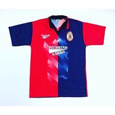 🔥*VGC* Vintage Cagliari 1997/1998 Home Football Shirt Reebok - Size XL🔥