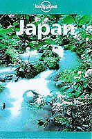 Lonely Planet Japan (6th ed) By Chris Taylor, Nicko Goncharoff, Mason Florence,