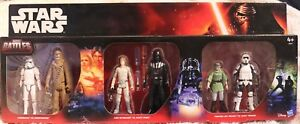 Star Wars Epic Battles 6 Figure Battle Pack