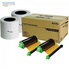 HiTi Fotopapier / Thermopapier 10x15cm (4x6inch) für HiTi 720L 2000 Blatt