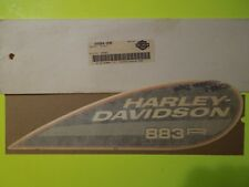"""Pair Harley Davidson Fuel Tank  """"Harley-Davidson 883R"""" P/N 60985-93R & 60984-93R"""
