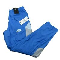 Nike 1990 Athletic ReIssue Woven Pants Joggers Size Large Mens Blue AR1873-406