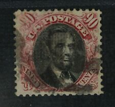 CKStamps: US Stamps Collection Scott#122 90c Pictorial Used Spot Thin CV$1900