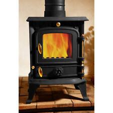 2018 New  5.5KW Heating efficiency 81% Cast Iron Log Burner Wood Burning Stove
