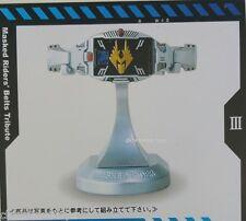 Masked Kamen Rider Ryuki Henshin Belt Tribute III Display Stand 1/6 Scale Driver