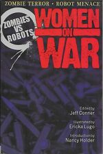Zombies Vs Robots Volume 3 Women On War TPB $20 Short Stories New FREE SH