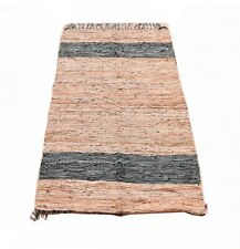 3'0'' x 5'0'' ft. Contemporary vegetable dye hand knotted wool oriental rug