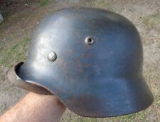 original Helm M 35  LW Luftwaffe  Jagdgeschwader 26