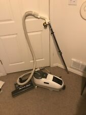 Miracle Mate Platinum Canister Vacuum Runs Perfectly, Condition Has Some Issues