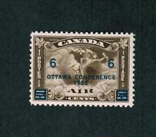 1932  #  C4 *   TBÉ  VFH  TIMBRES CANADA STAMPS - AIR MAIL