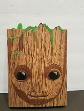 Baby Groot Bullet Journal Guardians of the Galaxy Vol 2 + Bookmark Marvel Disney