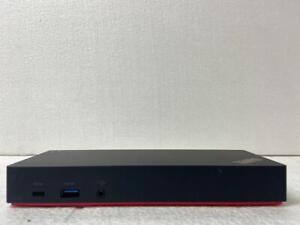 Lenovo ThinkPad Hybrid USB-C with USB-A Dock AC Adapter