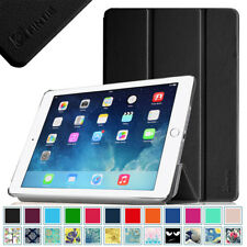 For Apple iPad Air 2 9.7-inch 2014 Tablet Case Cover Stand SlimShell Sleep/Wake