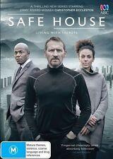 Safe House (DVD, 2015, 3-Disc Set) BBC Production