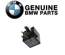 Genuine ABS Cycle Relay 5-Prong Black 61368366646 For BMW E46 E90 323i 328i 525i