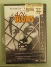 jean pierre leaud The 400 Blows a film by francois truffaut Dvd New fox lorber