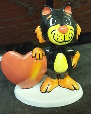 Lorna Bailey VALENTINE CAT open day 52/75 ltd edn Excellent Condition FREE P&P