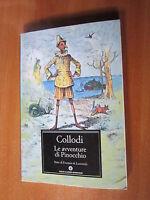 Collodi - LE AVVENTURE DI PINOCCHIO - Oscar Mondadori, 2002 -A6