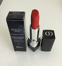 Dior Rouge Golden Nights Jewel Lipstick 999 Red Matte Full Size - New In Box