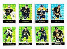2015-16 O-Pee-Chee, (Retro), Boston Bruins, Hockey Cards !!