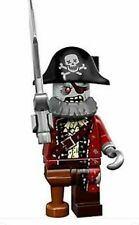 LEGO Series 14 Minifigures Monsters Zombie Pirate