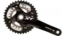 Shimano Deore XT FC M785 Crankset 2 x 10 Speed Black 165mm 38/26T Bike