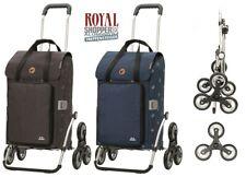 ANDERSEN Royal cabas escaliers Steiger avec sac Ivar dans Anthracite ou Bleu