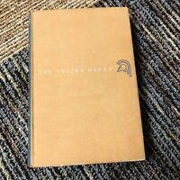 The Trojan Horse By Christopher Morley - 1st Edition
