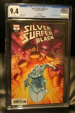 Silver Surfer Black #1 CGC 9.4 Ron Lim Variant  Kull Cameo 2019 Marvel Galactus