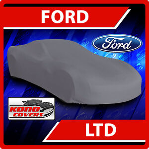 1965-1972 Ford LTD 4-Door CAR COVER - ULTIMATE® HP 100% All Season Custom-Fit!!