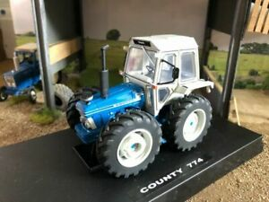 County 774 10 series tractor conversion hand built TAB ford 1:32 scale WOW