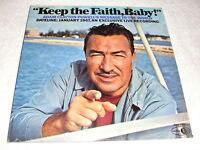 "Adam Clayton Powell ""Keep The Faith Baby"" 1967 LP, SEALED!, Original, on Jubilee"