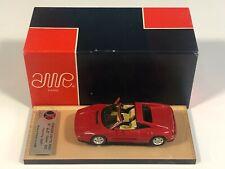 AMR Factory Built André Marie Ruf France Ferrari 348 TS Rouge 1990 n°60/100 1/43