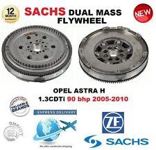 Pour Opel Astra H 1.3 CDTI 90bhp 2005-2010 Sachs DMF Dual Mass Flywheel