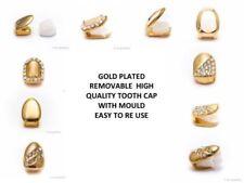 Joyas de color principal oro diente para el cuerpo