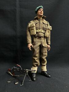 DRAGON / DID WWII BRITISH ROYAL MARINE - CUSTOM KITBASH 1:6 Action Figure