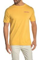 Men's Rip Curl Yellow Fifty Years Of Surfing T-Shirt - Medium M - NEW
